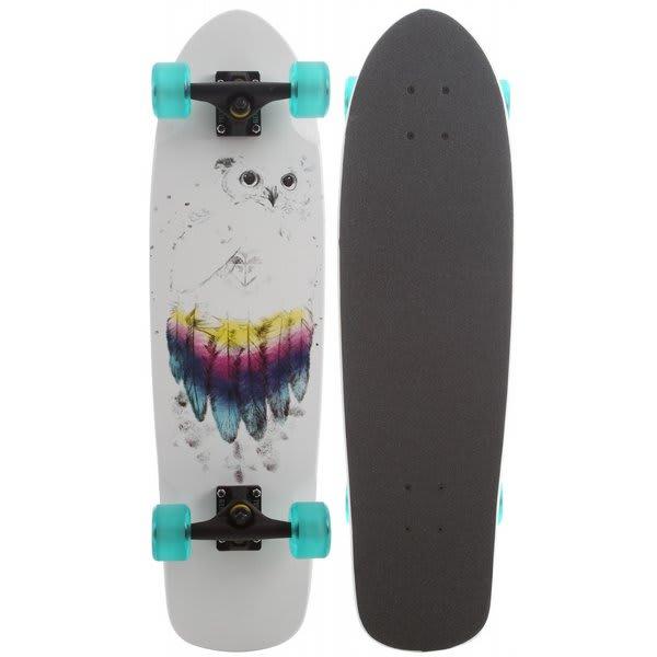 Roxy Owly Longboard Skateboard