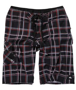 Quiksilver Paid In Full Boardshorts Black