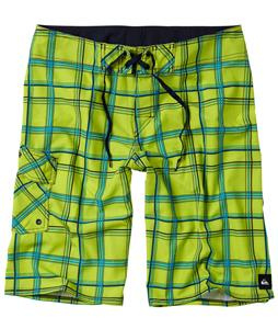 Quiksilver Paid In Full Boardshorts Retro Yellow