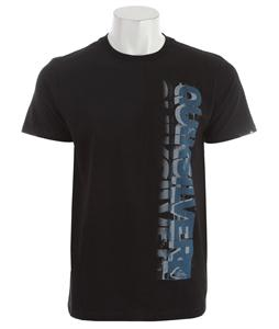 Quiksilver Painless T-Shirt Black