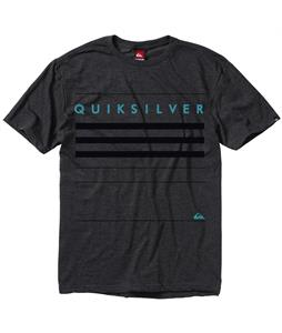 Quiksilver Payphone T-Shirt Charcoal Heather
