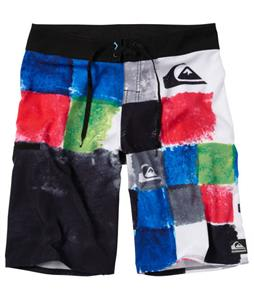 Quiksilver Plasma Boardshorts White
