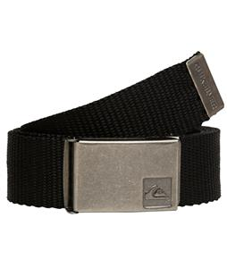 Quiksilver Principle Belt Black