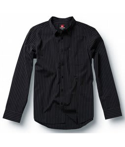 Quiksilver Rail Bondo L/S Shirt Black