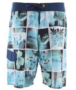 Quiksilver Reeder 2 Boardshorts Blue