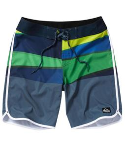 Quiksilver Repel Boardshorts Vintage Blue