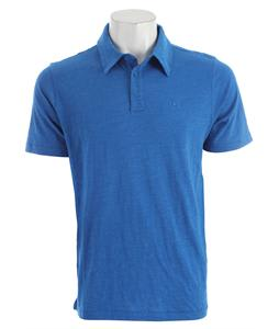 Quiksilver Reserved Parking Polo Blue Velvet