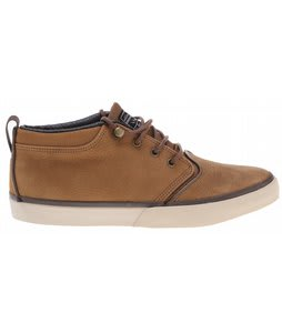 Quiksilver Rf1 Premium Shoes Brown/Gum