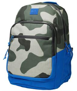 Quiksilver Schoolie Laptop Backpack Macro