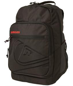 Quiksilver Schoolie Backpack Black 32L