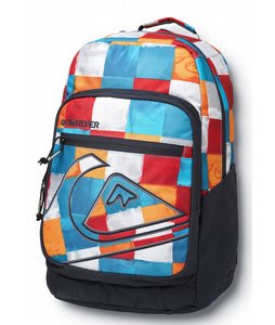 Quiksilver Schoolie Backpack Tile