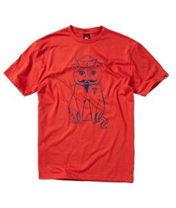 Quiksilver Seacat T-Shirt Chili Pepper