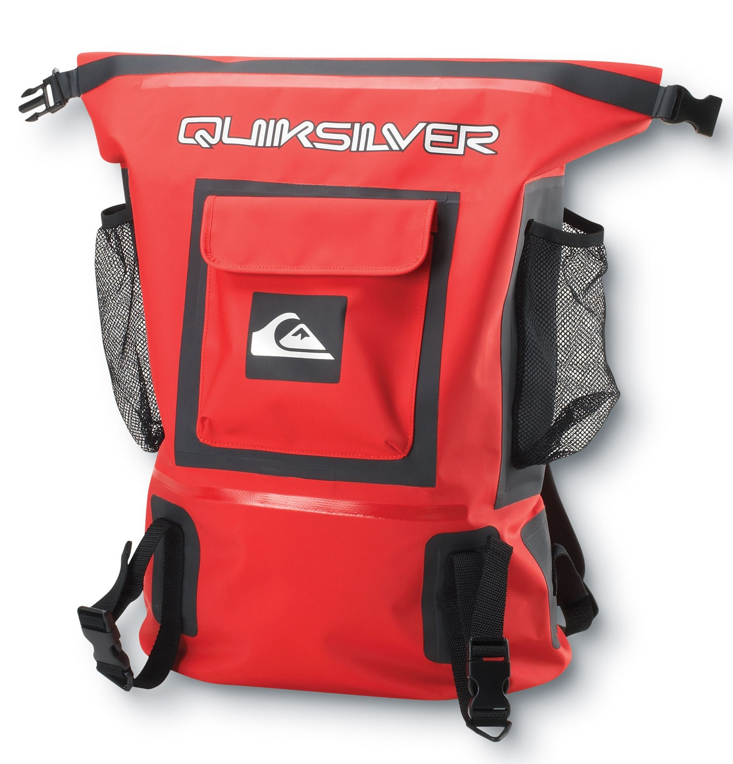 Quiksilver Sea Locker Backpack Somp Red 32L
