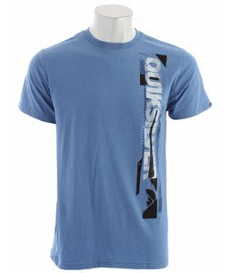 Quiksilver Shelf Life T-Shirt Cielo Heather