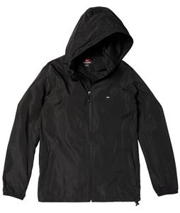 Quiksilver Shell Out Windbreaker Black
