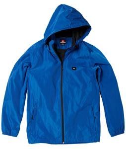 Quiksilver Shell Out Windbreaker Port Blue