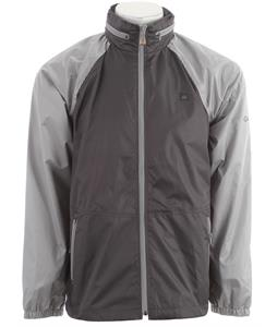 Quiksilver Shell Shock 2 Windbreaker Ash