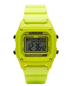 Quiksilver Short Circuit Watch Lime
