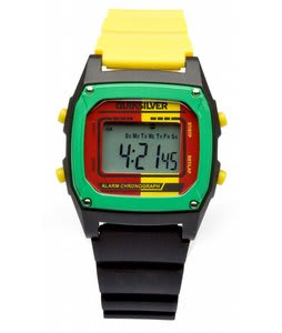 Quiksilver Short Circuit Watch Rasta