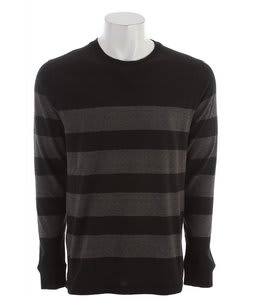 Quiksilver Snit Stripe Sweater Black