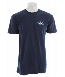Quiksilver Standyby T-Shirt Dark Blue