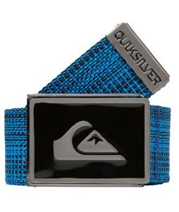 Quiksilver Staple Belt Blue Velvet