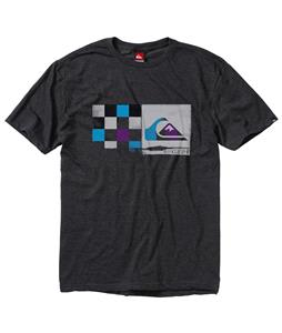 Quiksilver Think Big T-Shirt Charcoal Heather
