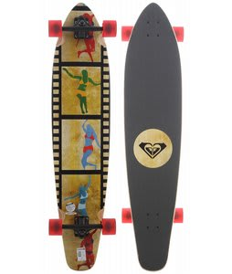 Roxy Tiny Dancers Longboard Skateboard