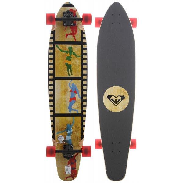 Roxy Tiny Dancers Longboard Skateboard