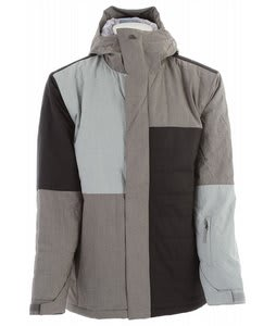 Quiksilver Travis Rice Aspect Snowboard Jacket Smoke