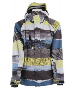 Quiksilver Travis Rice Hydro Snowboard Jacket Multi