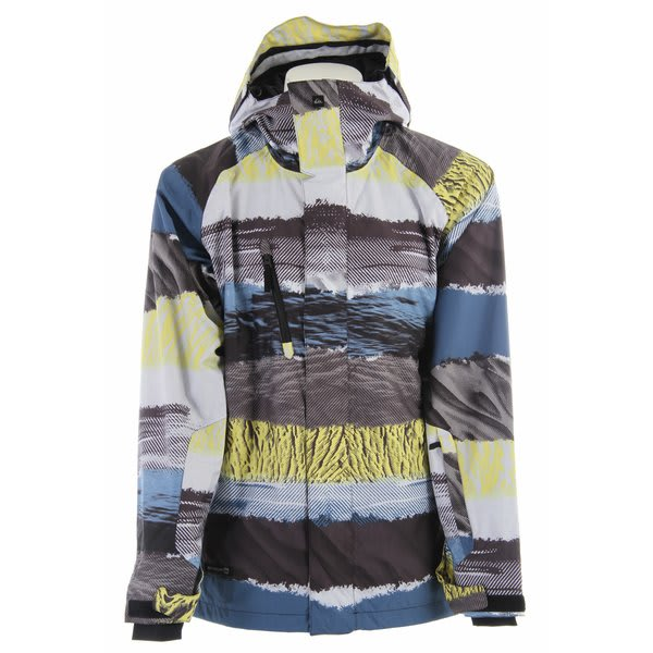 Quiksilver Travis Rice Hydro Snowboard Jacket