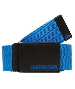 Quiksilver Triple Indy Belt Blue Velvet