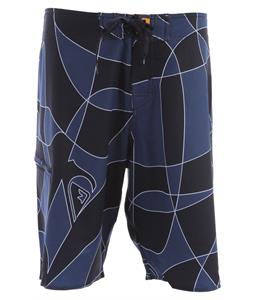 Quiksilver Warp Speed Boardshorts Dark Blue