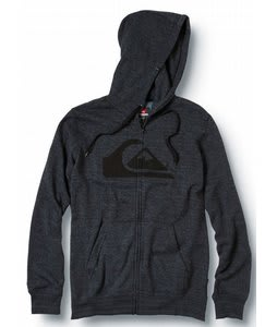 Quiksilver Whiteout Hoodie Deap Sea Blue