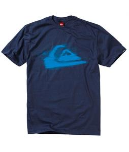 Quiksilver Wiper T-Shirt Navy