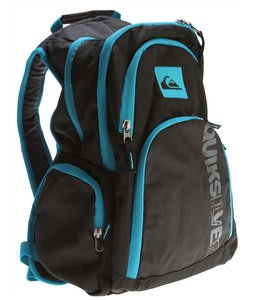 Quiksilver 1969 Special Backpack Burnout Black
