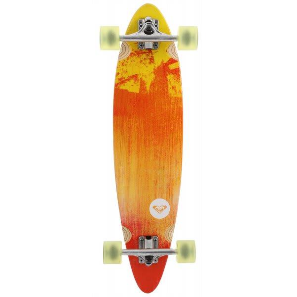 Roxy 70s Sled Longboard Skateboard