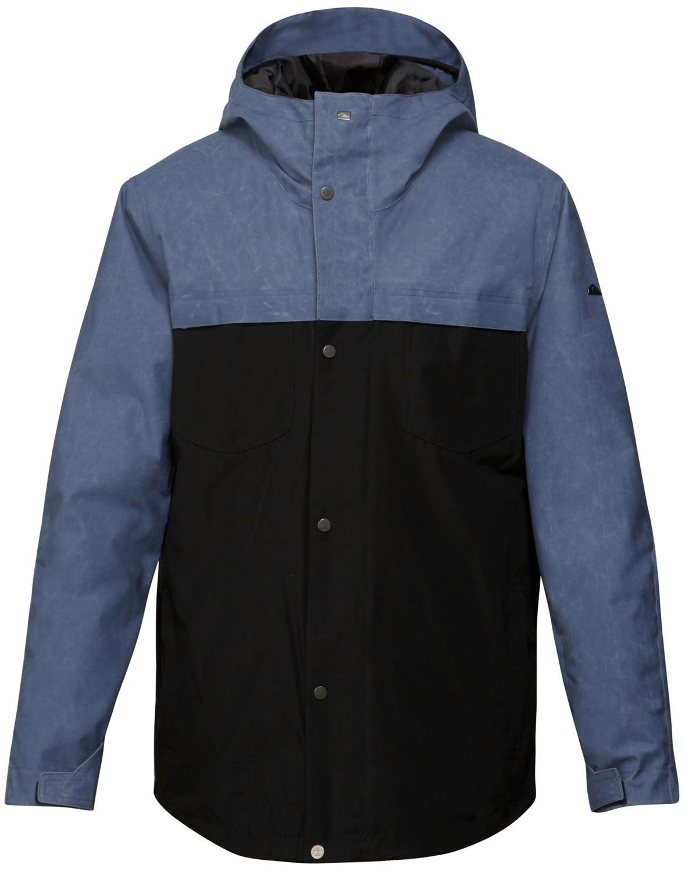 Quiksilver mens jacket - Quiksilver Act 3n1 Snowboard Jacket Thumbnail 1