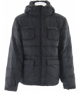 Quiksilver Aero Insulated Snowboard Jacket Black