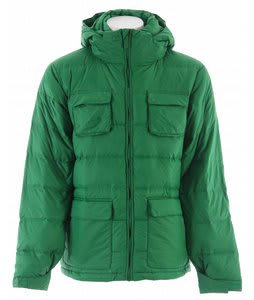 Quiksilver Aero Insulated Snowboard Jacket Green