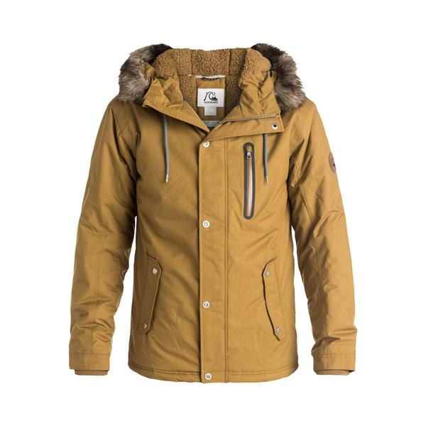 Quiksilver Arris 10K Cold Weather Snowboard Jacket