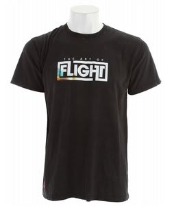 Quiksilver Art Of Flight Dark T-Shirt