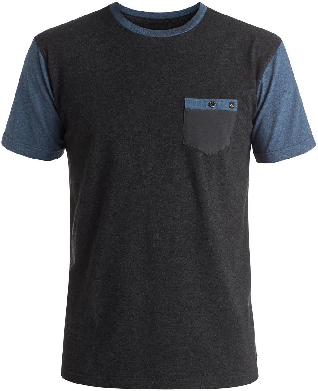 Quiksilver Baysic Pocket T-Shirt qs3bayp04nbh15zz-quiksilver-t-shirts