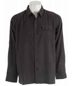 Quiksilver Beeson L/S Shirt Black