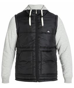 Quiksilver Beilby Jacket Light Grey Heather