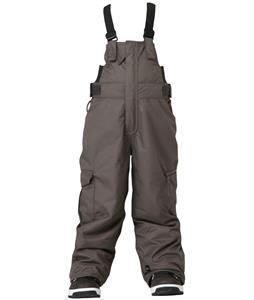 Quiksilver Boogie Bib Snowboard Pants Dark Shadow
