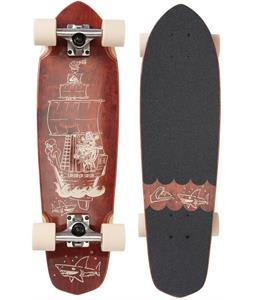 Quiksilver Bottle Cruiser Complete 28.375 x 7.9in