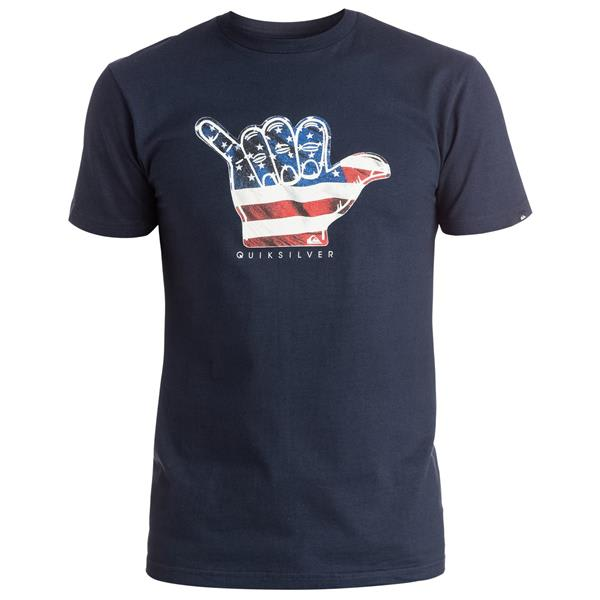 Quiksilver Brah USA T-Shirt