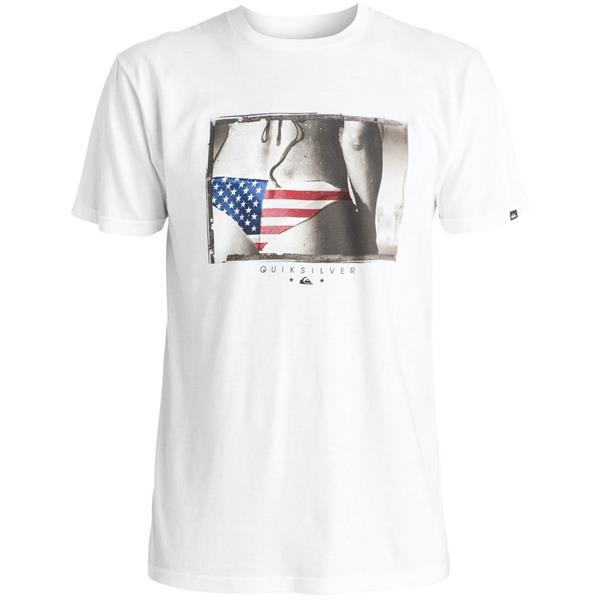 Quiksilver Buns USA T-Shirt
